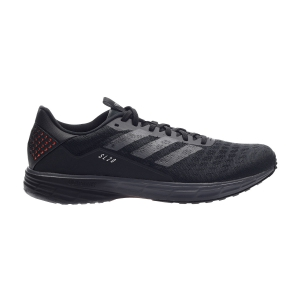 Scarpe Running Performance Uomo Adidas SL20  Core Black/Grey Six/Ftwr White EG1166