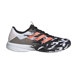 Men's Performance Running Shoes Adidas SL20  Core Black/Signal Coral/Ftwr White EF0804
