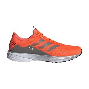 Scarpe Running Performance Uomo Adidas SL20  Signal Coral/Dove Grey/Core Black EG1145
