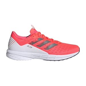 Men's Performance Running Shoes Adidas SL20  Signal Pink/Core Black/Ftwr White EG4699