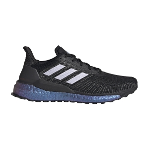 Adidas Solarboost 19 ISS National Lab Edition - Core Black/Purple Tint/Solar Red