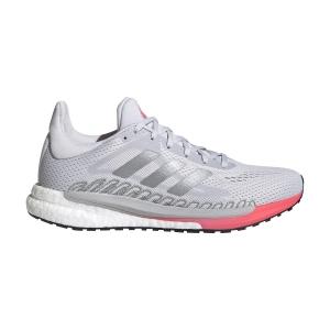 Adidas Solar Glide 3 - Dash Grey/Silver Met/Signal Pink