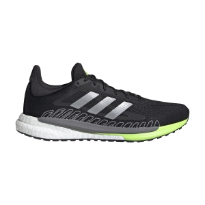 Adidas Solar Glide 3 - Core Black/Silver Met/Signal Green