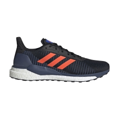 Adidas Solar Glide ST 19 - Core Black/Solar Red/Tech Indigo