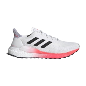 Adidas Solarboost 19 - Crystal White/Core Black/Copper Met