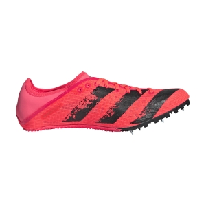 Men's Race Running Shoes Adidas Sprintstar  Signal Pink/Core Black/Copper metallic EG6157