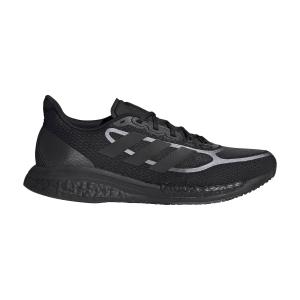 Adidas Supernova + - Core Black/Iron Metallic