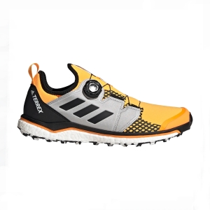 Scarpe Trail Running Uomo Adidas Terrex Agravic BOA  Solar Gold/Core Black/Cloud White FV2409