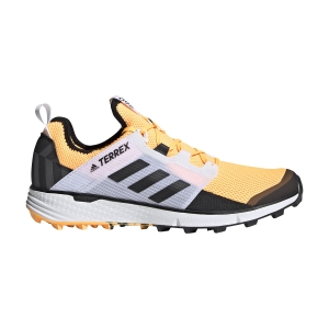 Zapatillas Trail Running Hombre Adidas Terrex Speed LD  Solar Gold/Core Black/Cloud White FV2419