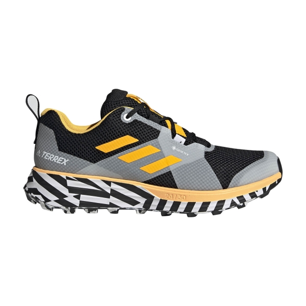Adidas Terrex Two GTX - Solar Gold/Core Black/Cloud White