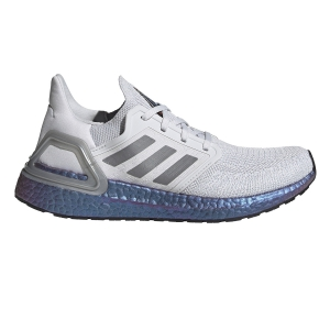 Scarpe Running Neutre Donna Adidas Ultraboost 20 ISS National Lab Edition  Dash Grey/Grey Three F17/Boost/Blue Violet Met. EG1369