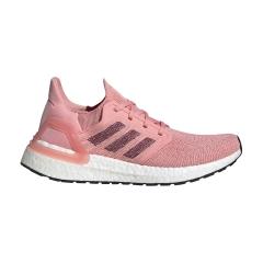 Adidas Ultraboost 20 - Glory Pink/Maroon/Signal Coral