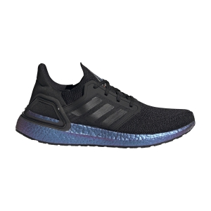 Scarpe Running Neutre Uomo Adidas Ultraboost 20 ISS National Lab Edition  Core Black/Boost Blue/Violet Met. EG1341