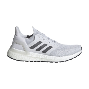 Scarpe Running Neutre Uomo Adidas Ultraboost 20  Dash Grey/Grey Five/Ftwr White EG0694