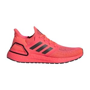 Adidas Ultraboost 20 - Signal Pink/Core Black/Signal Pink