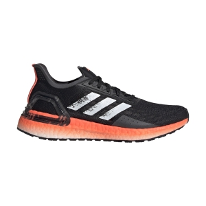 Women's Neutral Running Shoes Adidas Ultraboost PB  Core Black/Ftwr White/Signal Coral EG0419