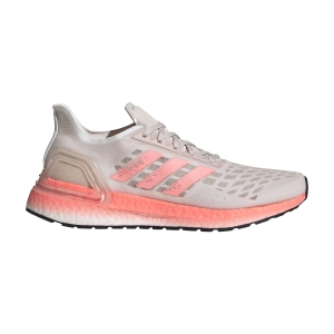 Scarpe Running Neutre Donna Adidas Ultraboost PB  Echo Pink/Light Flash Red/Ftwr White EF0886