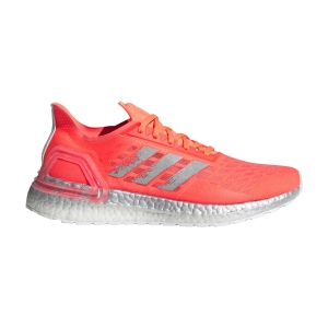 Women's Neutral Running Shoes Adidas Ultraboost PB  Signal Coral/Silver Metallic/Ftwr White EF0889
