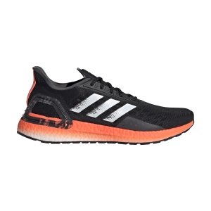 Men's Neutral Running Shoes Adidas Ultraboost PB  Core Black/Ftwr White/Signal Coral EG0427
