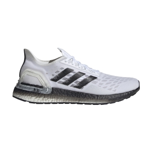 Scarpe Running Neutre Uomo Adidas Ultraboost PB  Ftwr White/Core Black/Dash Grey EG0424