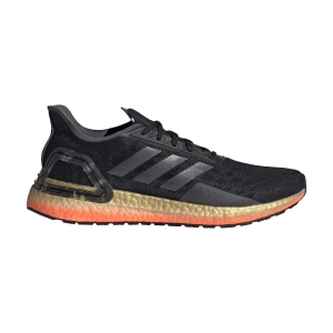 Scarpe Running Neutre Uomo Adidas Ultraboost PB  Core Black/Grey Five/Gold Metallic EG0430