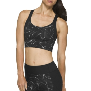 Reggiseno Sportivo Donna Asics Core Train Print Reggiseno Sportivo  Performance Black 2032B102001