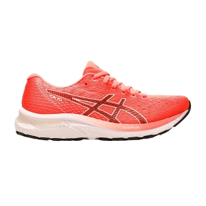 Women's Neutral Running Shoes Asics Gel Cumulus 22 Tokyo  Sunrise Red/Black 1012A949600