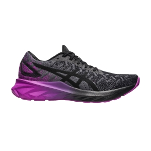 Zapatillas Running Performance Mujer Asics Dynablast  Black/Digital Grape 1012A701003
