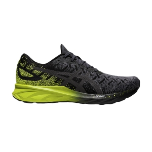 Men's Performance Running Shoes Asics Dynablast  Black/Lime Zest 1011A819002