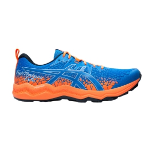 Asics Fujitrabuco Lyte - Directoire Blue/Shocking Orange