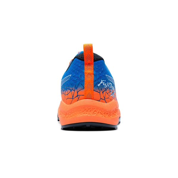 Asics Fujitrabuco Lyte Directoire BlueShocking Orange