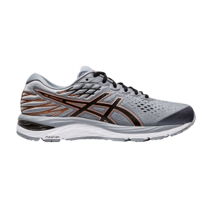 Scarpe Running Neutre Uomo Asics Gel Cumulus 21  Sheet Rock/Black 1011A551022