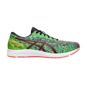 Men's Performance Running Shoes Asics Gel DS Trainer 25  Sunrise Red/Black 1011A675700