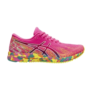 Zapatillas Running Performance Mujer Asics Gel DS Trainer 26  Hot Pink/Sour Yuzu 1012B091700
