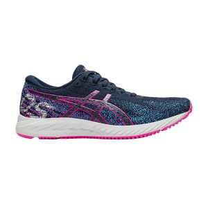 Zapatillas Running Performance Mujer Asics Gel DS Trainer 26  French Blue/Hot Pink 1012B090401