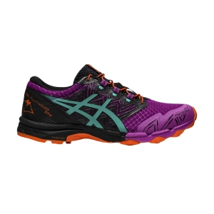 Zapatillas Trail Running Mujer Asics Gel Fujitrabuco Sky  Digital Grape/Baltic Jewel 1012A770500