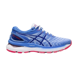 Scarpe Running Neutre Donna Asics Gel Nimbus 22  Soft Sky/Tuna Blue 1012A587400