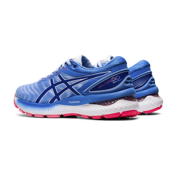 Asics Gel Nimbus 22 - Soft Sky/Tuna Blue