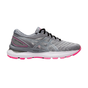 Scarpe Running Neutre Donna Asics Gel Nimbus 22 Lite Show  Sheet Rock 1012A585020