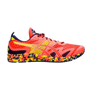 Scarpe Running Performance Uomo Asics Gel Noosa Tri 12  Flash Coral 1011A673700