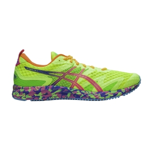 Scarpe Running Performance Uomo Asics Gel Noosa Tri 12  Safety Yellow/Hot Pink 1011A673750