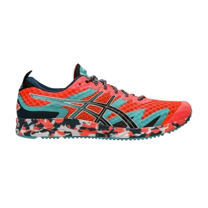 Scarpe Running Performance Uomo Asics Gel Noosa Tri 12  Sunrise Red/Black 1011A673701