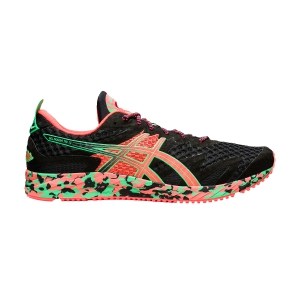 Scarpe Running Performance Uomo Asics Gel Noosa Tri 12  Black/Flash Coral 1011A673001