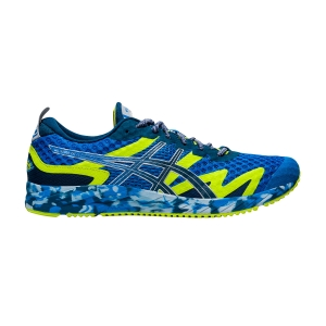 Men's Performance Running Shoes Asics Gel Noosa Tri 12  Directoire Blue/Mako Blue 1011A673400
