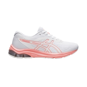 Scarpe Running Neutre Donna Asics Gel Pulse 12  White 1012A724101