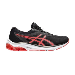 Scarpe Running Neutre Donna Asics Gel Pulse 12  Black/Flash Coral 1012A724004