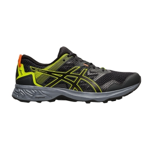 Men's Trail Running Shoes Asics Gel Sonoma 5  Graphite Grey/Black 1011A661021
