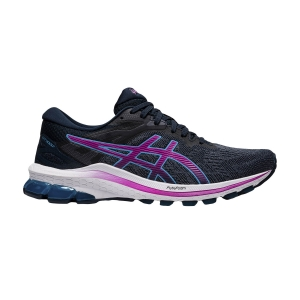 Zapatillas Running Estables Mujer Asics Gt 1000 10  French Blue/Digital Grape 1012A878407