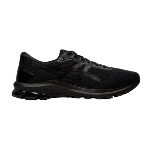 Men's Structured Running Shoes Asics GT 1000 9  Black 1011A770001