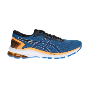 Men's Structured Running Shoes Asics GT 1000 9  Electric Blue/Black 1011A770402